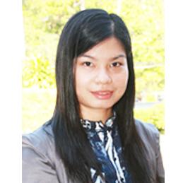 Miss Chuanpit Ruangcharus