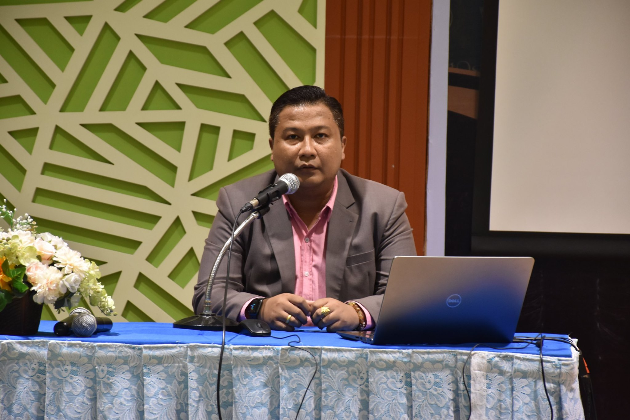ประชุมคณาจารย์ประจำคณะวิทยาศาสตร์และเทคโนโลยี ครั้งที่ 1/2563