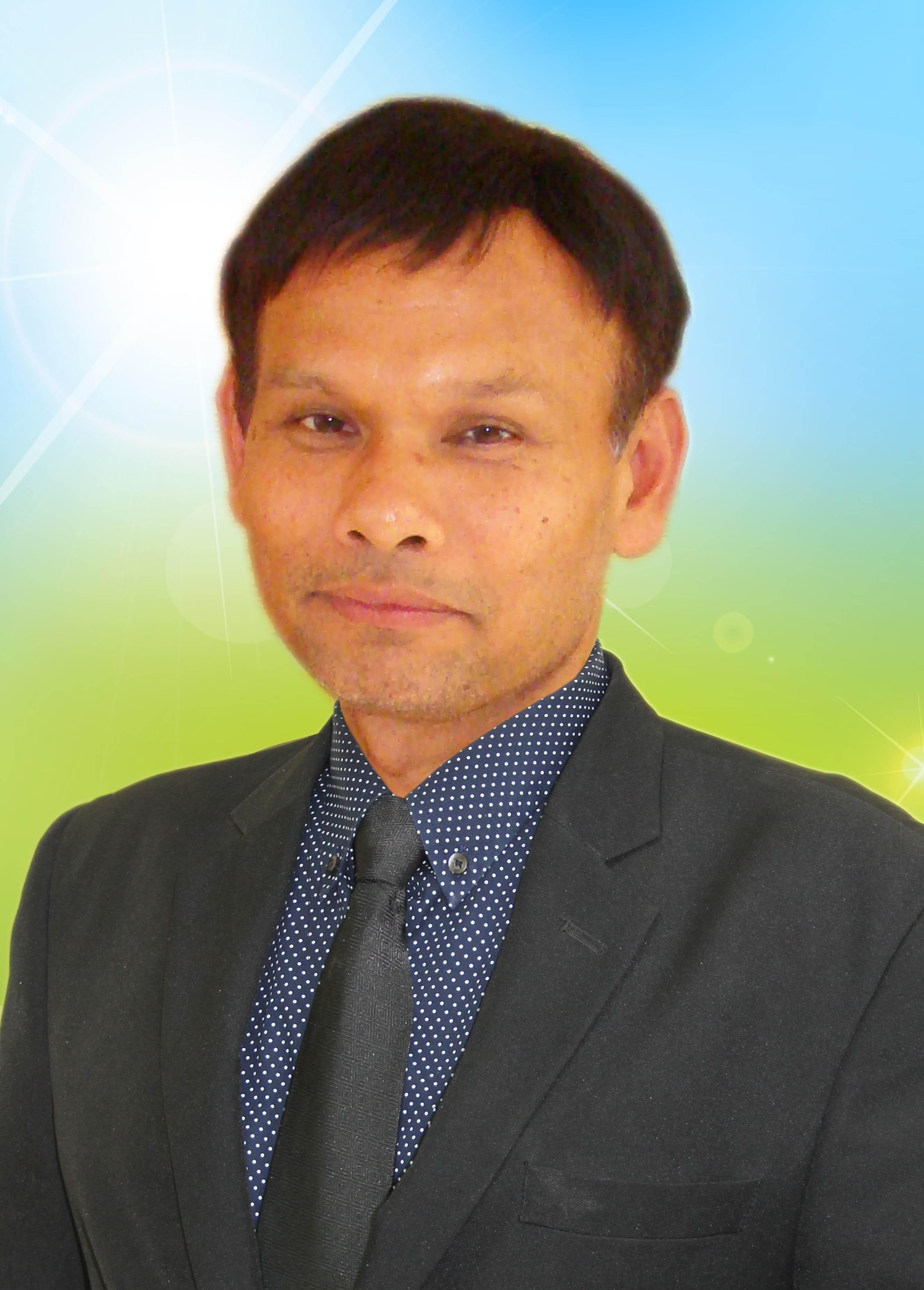 Asst.Prof.Surin Sahmana