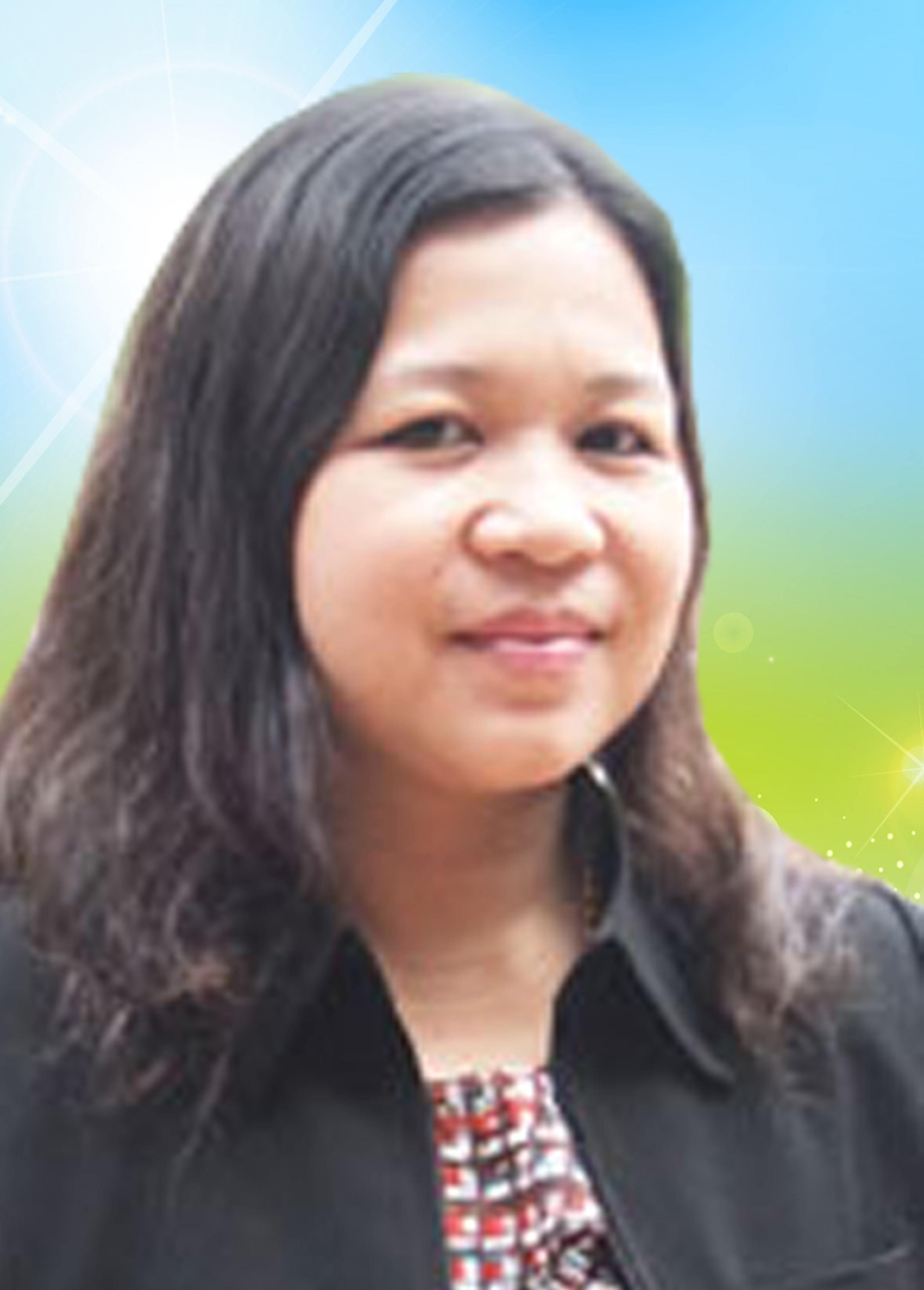 Miss Kanitta Visojsongkram